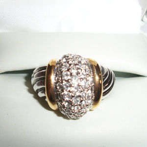 Statement Cluster Ring